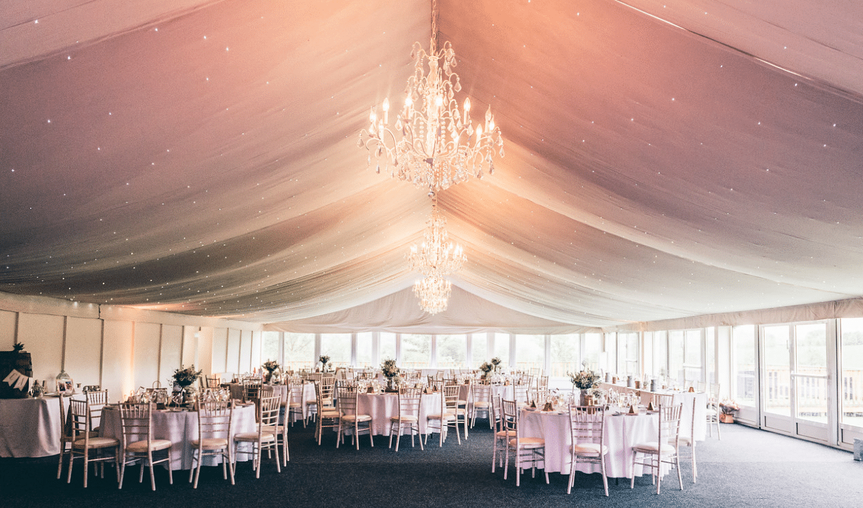 Wedding Marquee Derbyshire