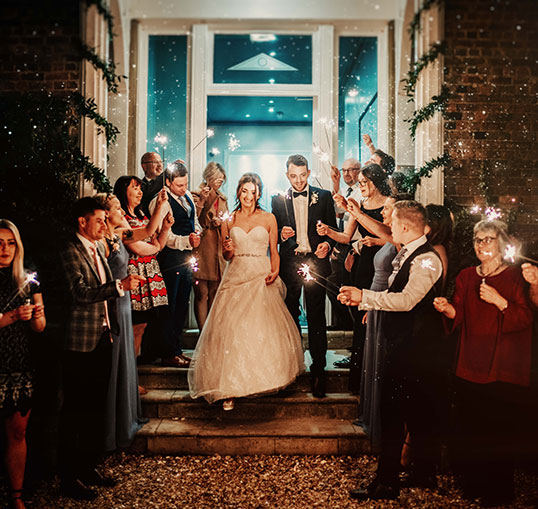 Shottle Hall Wedding Gallery