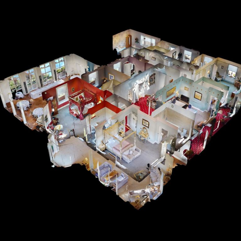 Virtual tour of shottle hall